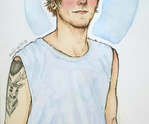 angel, color, and niam image