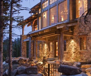 cabin, chalet, and resort image