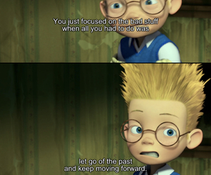 quote, disney, and meet the robinsons image