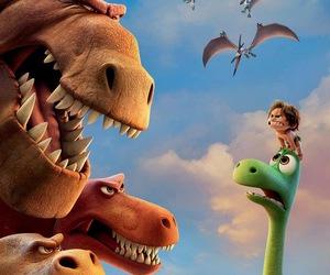 disney, pixar, and the good dinosaur image