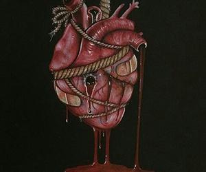 arma, corazon, and sad image