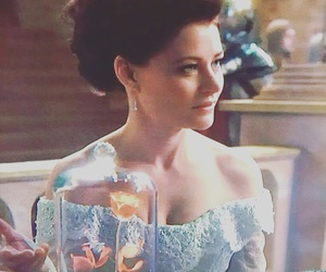 once upon a time, belle, and belle french image