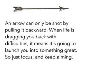 Arrow Quotes Life Mesmerizing 270 Images About Quotes On We Heart It  See More About Quote