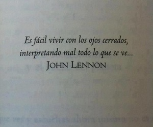 john lennon, frases, and quotes image