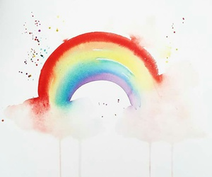 aquarelle, art, and colour image