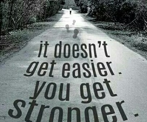 quotes, strong, and inspiration image