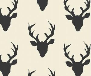 deer, wallpaper, and animal image