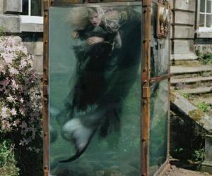 mermaid, water, and tim walker image