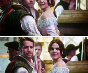 outlaw queen and once upon a time image