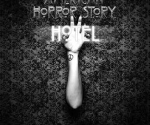 emma roberts, american horror story, and hotel image