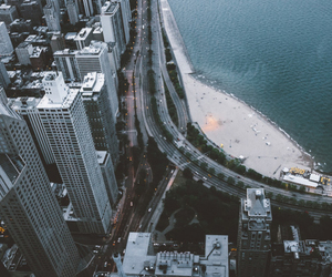 city, chicago, and photo image