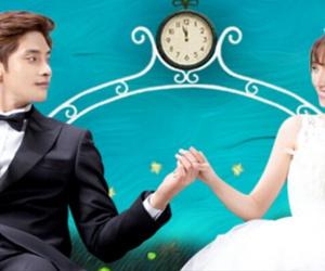 casamento, korean, and poster image