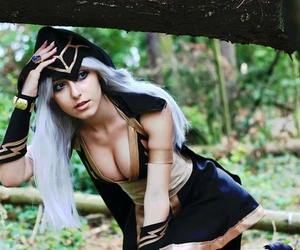 cosplay, league of legends, and lol image