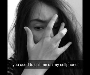 black and white, snapchat, and drake song lyrics image