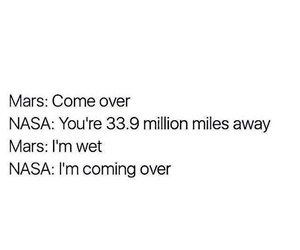 funny, galaxy, and mars image