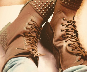 boots and fall image