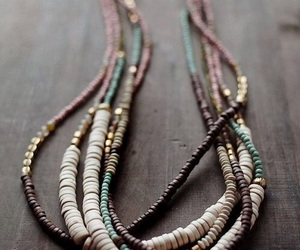 accessories, necklaces, and bracelets image