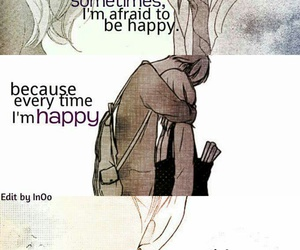 quote, anime, and ao haru ride image