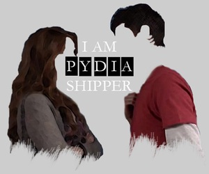 lydia, lydia martin, and peter hale image