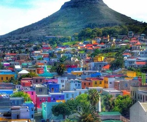 beautiful, cape town, and mountain image
