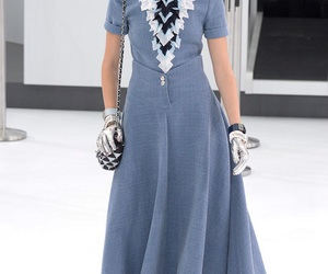 chanel and runway image