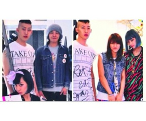 CL, VIP, and chaerin image