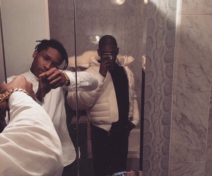 dope and asap rocky image