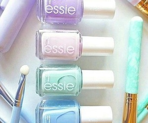 beauty, nails, and essie image