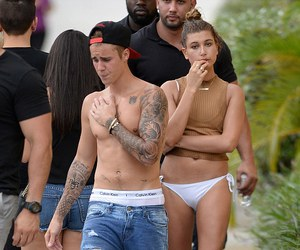 cute couple, justin bieber, and friendship goals image