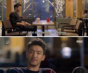 funny, kdrama, and she was pretty image