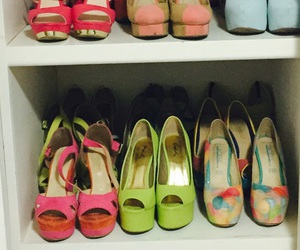 collection, colors, and heels image