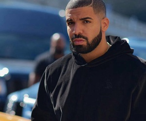 Drake, rapper, and drizzy image