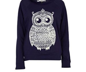 owl and t-shirt image