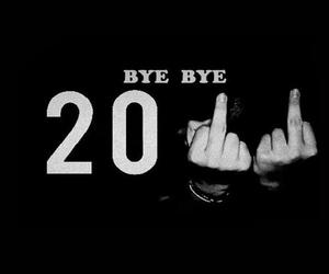 bye, L, and new year image