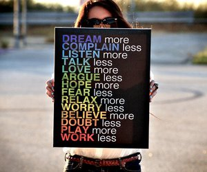 Dream, quotes, and hope image