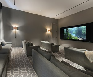 amazing, home theater, and inspiration image