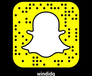 add, follow, and snapchat image