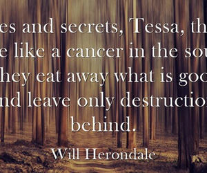 quotes, tessa, and tid image