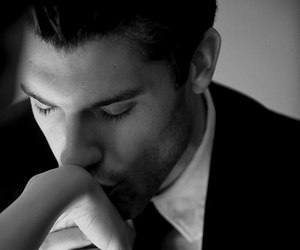 love, kiss, and gentleman image