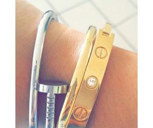 bracelets, jewellery, and kylie jenner image
