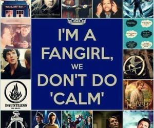 fangirl, book, and harry potter image