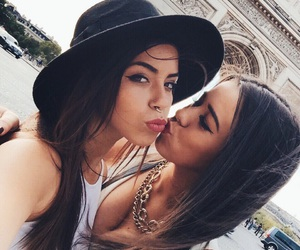 beauty, fashion, and paris image