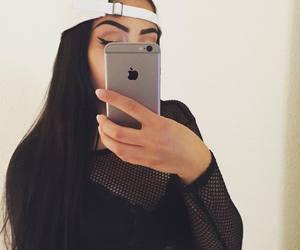 Iphone teen mirror girls interesting