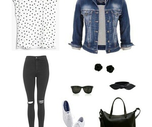 outfit and casual. image
