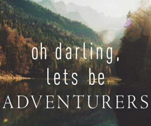 travel, adventure, and quotes image