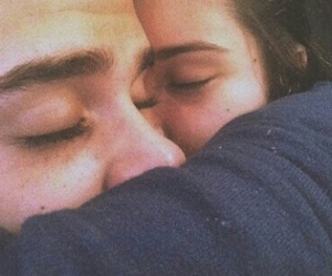 boyfriend, hugs, and lovers image