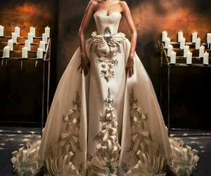 fashion, style, and wedding image