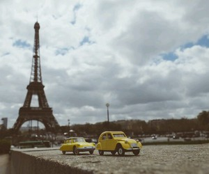 old, city, and paris image
