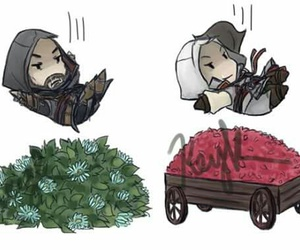 assassin's creed and ezio image