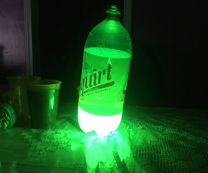 drinks, ideas, and glow image